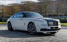 Обои автомобили Rolls-Royce Wraith Black Badge Shanghai Motor Show - 2019