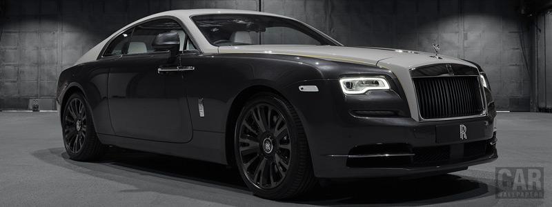 Обои автомобили Rolls-Royce Wraith Eagle VIII - 2019 - Car wallpapers