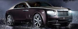 Rolls-Royce Wraith - 2013