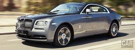 Rolls-Royce Wraith - 2015