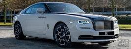 Rolls-Royce Wraith Black Badge Shanghai Motor Show - 2019