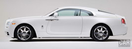 Rolls-Royce Wraith Inspired By Fashion - 2015