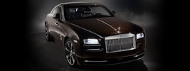 Rolls-Royce Wraith Inspired By Music - 2015