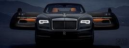 Rolls-Royce Wraith Luminary Collection - 2018