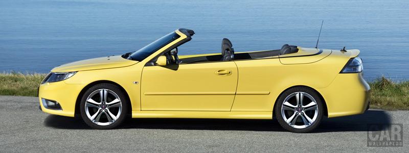 Cars wallpapers Saab 9-3 Convertible - 2009 - Car wallpapers