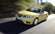 Cars wallpapers Saab 9-3 Convertible - 2009