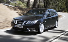 Cars wallpapers Saab 9-3 SportCombi - 2009