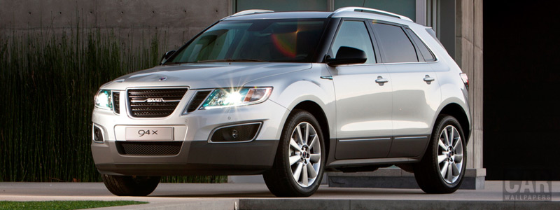 Cars wallpapers Saab 9-4X - 2011 - Car wallpapers