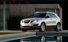 Cars wallpapers Saab 9-4X - 2011