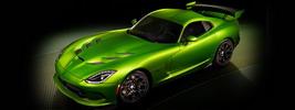 SRT Viper GT Stryker Green - 2014