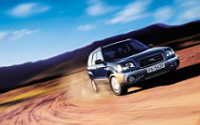 Cars wallpapers Subaru Forester 2.0 X - 2004