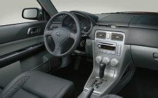 Cars wallpapers Subaru Forester 2.0 XT - 2004