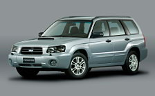 Cars wallpapers Subaru Forester 2.5 XT - 2004