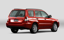 Cars wallpapers Subaru Forester 2.0 X - 2005