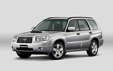 Cars wallpapers Subaru Forester 2.5 XT - 2005