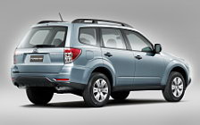 Cars wallpapers Subaru Forester 2.0 X - 2008