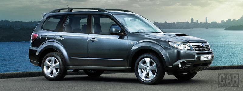 Cars wallpapers Subaru Forester 2.5 XT - 2008 - Car wallpapers