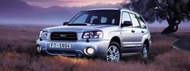 Subaru Forester 2.5 XT - 2004