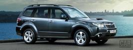 Subaru Forester 2.5 XT - 2008