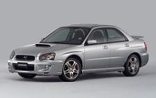Cars wallpapers Subaru Impreza Sedan WRX - 2004