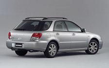 Cars wallpapers Subaru Impreza Sports Wagon 2.0 GX - 2004