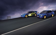 Cars wallpapers Subaru Impreza WRX STi - 2004