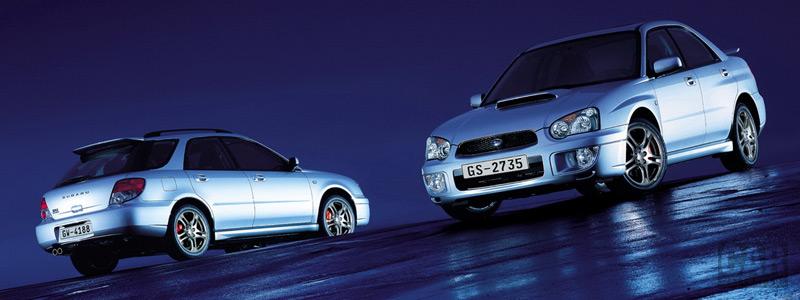 Cars wallpapers Subaru Impreza WRX - 2004 - Car wallpapers