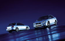 Cars wallpapers Subaru Impreza WRX - 2004