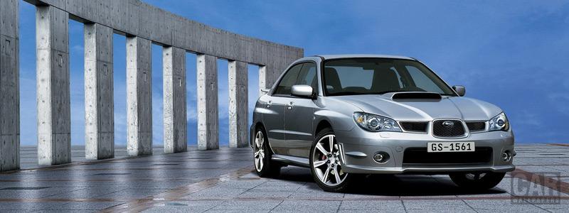 Cars wallpapers Subaru Impreza Sedan WRX - 2005 - Car wallpapers