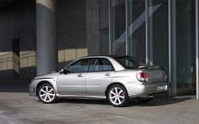 Cars wallpapers Subaru Impreza Sedan WRX - 2005