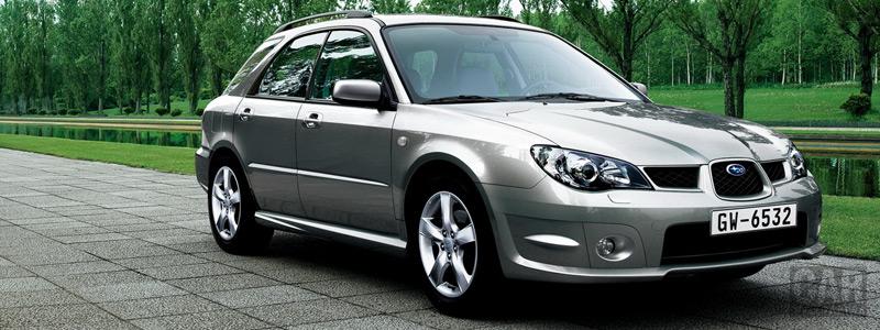 Cars wallpapers Subaru Impreza Sports Wagon 2.0R - 2005 - Car wallpapers
