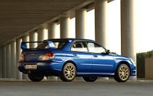 Cars wallpapers Subaru Impreza WRX STI - 2005