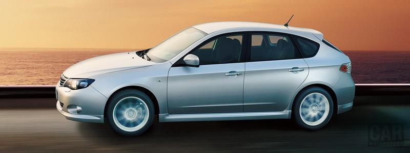 Cars wallpapers Subaru Impreza 2.0R Sport - 2007 - Car wallpapers