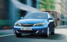 Cars wallpapers Subaru Impreza 2.0R - 2007