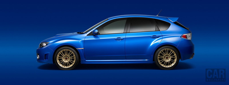 Cars wallpapers Subaru Impreza WRX STI - 2007 - Car wallpapers