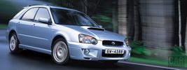 Subaru Impreza Sports Wagon WRX - 2004
