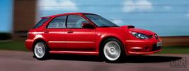Subaru Impreza Sports Wagon WRX - 2005