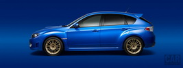 Subaru Impreza WRX STI - 2007