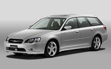 Cars wallpapers Subaru Legacy Station Wagon - 2004