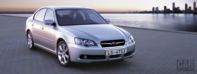 Cars wallpapers Subaru Legacy - 2004 - Car wallpapers
