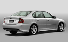 Cars wallpapers Subaru Legacy - 2004