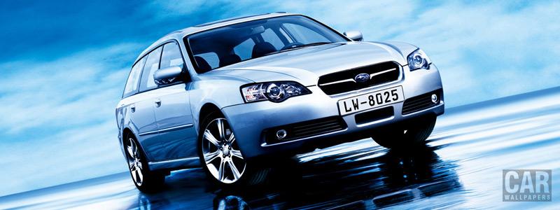Cars wallpapers Subaru Legacy Station Wagon - 2005 - Car wallpapers