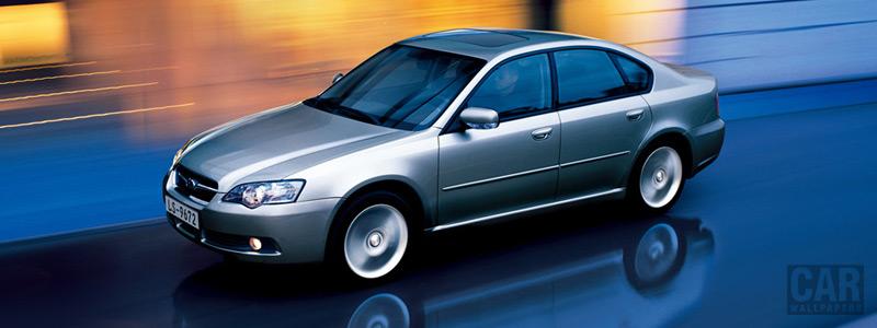 Cars wallpapers Subaru Legacy - 2005 - Car wallpapers