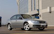 Cars wallpapers Subaru Legacy - 2005