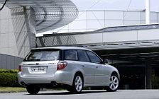 Cars wallpapers Subaru Legacy Station Wagon - 2006