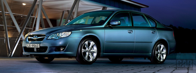 Cars wallpapers Subaru Legacy - 2006 - Car wallpapers