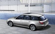 Cars wallpapers Subaru Legacy Station Wagon - 2007