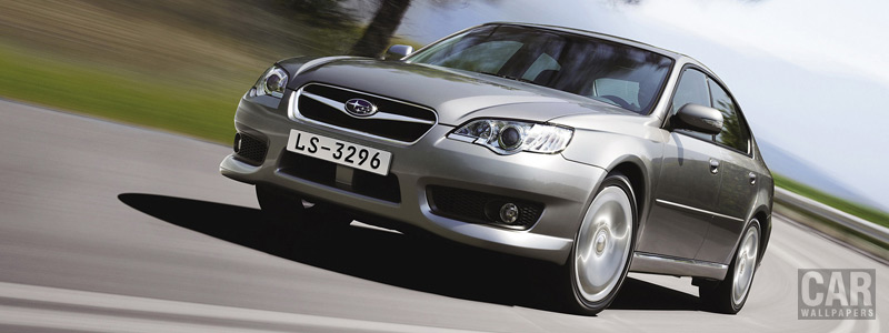 Cars wallpapers Subaru Legacy - 2007 - Car wallpapers