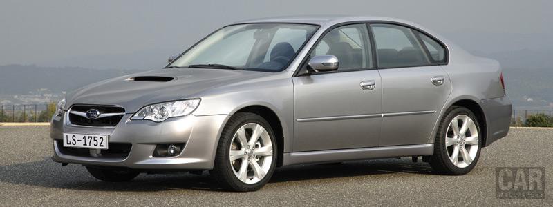 Cars wallpapers Subaru Legacy 2.0D - 2008 - Car wallpapers