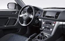 Cars wallpapers Subaru Legacy 2.0D - 2008